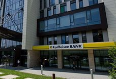 Raiffeisen Bank Agentia Floreasca City Center